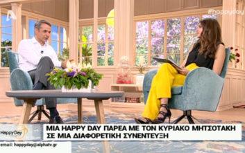 Κυριάκος Μητσοτάκης: Τι τηλεθέαση έκανε η τηλεοπτική του συνέντευξη