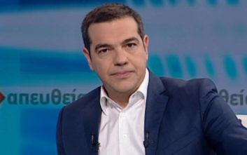 Αλέξης Τσίπρας: Αν αποδοκιμάσει τα μέτρα ο λαός, είναι ανοιχτό το ενδεχόμενο ακύρωσής τους