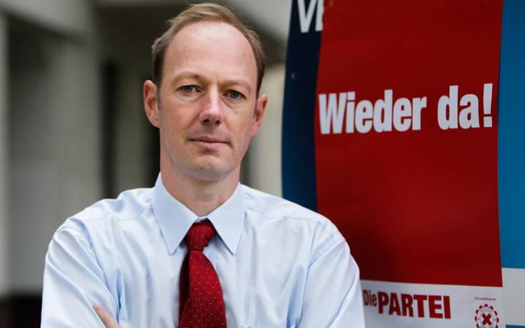Ευρωεκλογές 2019: Το Die Partei κατεβαίνει με υποψήφιους τους Γκέμπελς, Ες, Άιχμαν