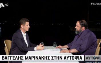 Μαρινάκης: Δεν έχω την παραμικρή ανάμειξη στα στημένα