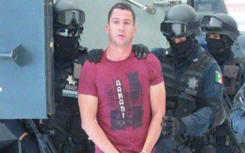 Εκδόθηκε στις ΗΠΑ ηγετικό στέλεχος του καρτέλ ναρκωτικών Σιναλόα