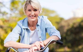 Αντιμετωπίστε την οστεοπόρωση και απολαύστε τη ζωή στο έπακρο