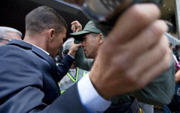 Βενεζουέλα: Άρση της ασυλίας άλλων 5 κοινοβουλευτικών που κατηγορούνται για ανταρσία