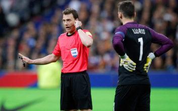 Τελικός Κυπέλλου: Ο Γερμανός Τσβάιερ θα σφυρίξει το ΠΑΟΚ-ΑΕΚ