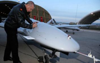 O Ερντογάν στέλνει drones δεύτερης γενιάς στη Λιβύη
