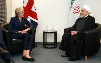 Ταξιδιωτική οδηγία για το Ιράν εξέδωσε η Βρετανία