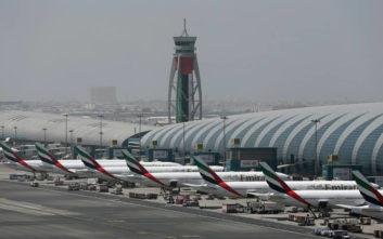 Ηνωμένα Αραβικά Εμιράτα: Τέσσερις νεκροί από τη συντριβή αεροσκάφους στο Ντουμπάι