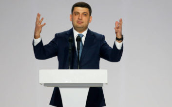 Ουκρανία: Παραιτήθηκε ο πρωθυπουργός της χώρας «λόγω διαφωνιών» με τον νέο πρόεδρο