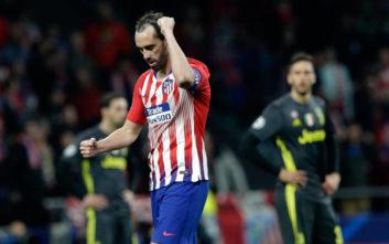 Πώς αποχαιρέτησε ο Ντιέγο Γοδίν τους φίλους της Ατλέτικο Μαδρίτης