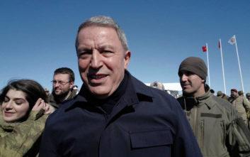 Ακάρ: Η Άγκυρα δεν αποστασιοποιείται από το ΝΑΤΟ με την αγορά ρωσικών S-400