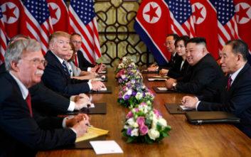 Βόρεια Κορέα: «Βιτριολική» επίθεση της Πιονγκιάνγκ σε σύμβουλο του Τραμπ