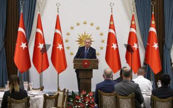 Ερντογάν: Θα κερδίσουμε όσους συνωμοτούν για να παγιδεύσουν την τουρκική οικονομία
