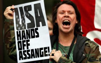 Τζούλιαν Ασάνζ: Για δυσανάλογη ποινή μιλούν ειδικοί του ΟΗΕ
