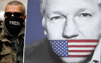 Τζούλιαν Ασάνζ: Στις 14 Ιουνίου η απόφαση για πιθανή έκδοσή του στις ΗΠΑ