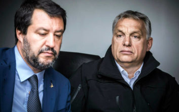 Ο Ορμπάν δεν θα συνεργαστεί με τον Σαλβίνι στο Ευρωπαϊκό Κοινοβούλιο
