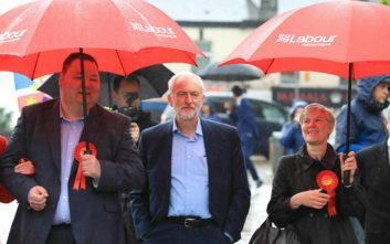 Brexit: Απορρίπτει ο ηγέτης των Εργατικών το νέο νομοσχέδιο της Μέι