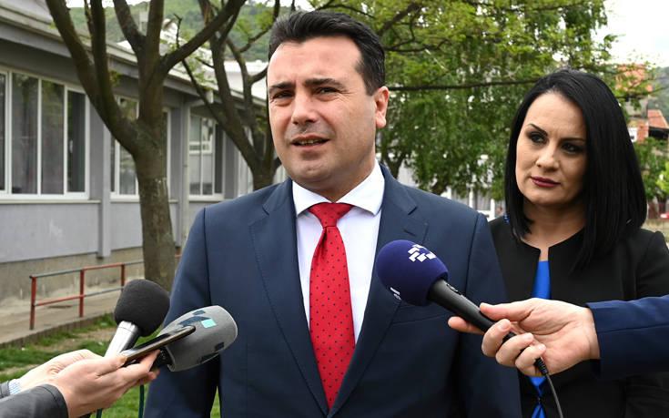 Ζάεφ: «Εξαιρετικά θετικά» τα αποτελέσματα της Συμφωνίας των Πρεσπών