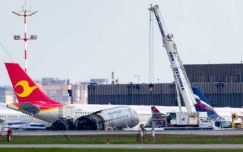 Ρωσία: Μαρτυρίες-σοκ για την τραγωδία με το φλεγόμενο αεροσκάφος