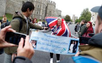 Μητέρα Μέγκαν Μαρκλ: Τα συγχαρητήρια μου στην αγαπημένη μου κόρη, ο θεός να σώζει τη βασίλισσα