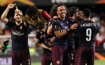 Τελικός Europa League: Επέστρεψε σχεδόν τα μισά εισιτήρια η Άρσεναλ