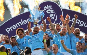 Μάντσεστερ Σίτι: Κίνδυνος για τους πρωταθλητές να μείνουν εκτός Champions League