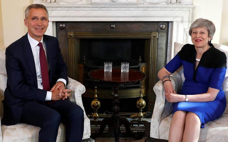 ΝΑΤΟ: Στο Λονδίνο η σύνοδος κορυφής για τα 70 χρόνια της Συμμαχίας