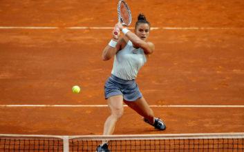 Μαρία Σάκκαρη: Επική πρόκριση στα ημιτελικά του Italian Open