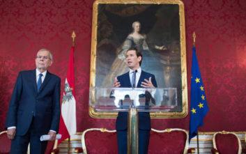 Αυστρία: Ραγδαίες οι εξελίξεις στην πρωτοφανή στα χρονικά της χώρας, κυβερνητική κρίση