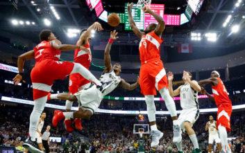 NBA: Οι καλύτερες φάσεις των τελικών σε Δύση και Ανατολή
