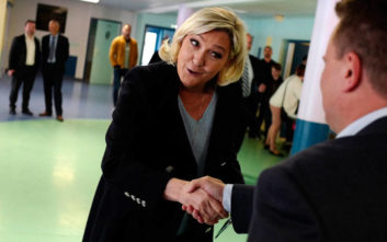 Ευρωεκλογές 2019: Η ακροδεξιά της Μαρίν Λεπέν στην πρώτη θέση σύμφωνα με τα exit polls