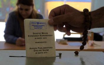 Ευρωεκλογές 2019: Στο 100% η καταμέτρηση, στο 1% η διαφορά μεταξύ ΔΗΣΥ και ΑΚΕΛ στην Κύπρο
