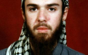 Ελεύθερος ο «Αμερικανός Ταλιμπάν» έπειτα από 17 χρόνια στη φυλακή