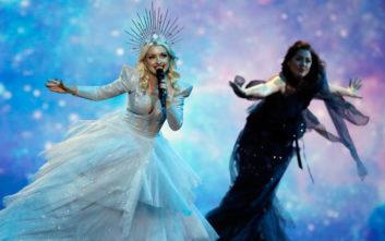 Eurovision 2019: Ξέσπασε διαμάχη Ευρώπης και Καναδά για τα… μάτια της Αυστραλίας