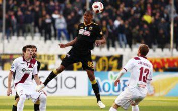 «Ο Άλεφ έκανε μόνο ένα καλό παιχνίδι και φέρνει 1 εκατ. ευρώ στην Μπράγκα»
