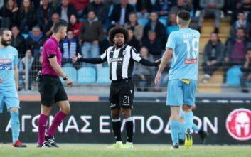 Super League: Επεισόδια στα Ιωάννινα, στο ματς ΠΑΣ-ΠΑΟΚ