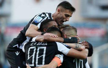 Super League: Τελείωσε αήττητος το πρωτάθλημα ο ΠΑΟΚ, υποβιβάστηκε ο ΠΑΣ Γιάννινα