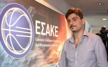 Basket League: Με Γιαννακόπουλο και χωρίς Αγγελόπουλος το Δ.Σ. του ΕΣΑΚΕ