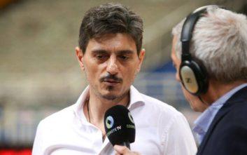 Γιαννακόπουλος για δηλώσεις Πιτίνο: Συμφωνώ με τον κόουτς, να ζητήσει συγγνώμη ο Ολυμπιακός