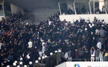 Τελικός Κυπέλλου: Η έκθεση της αστυνομίας αθωώνει ΠΑΟΚ και ΑΕΚ