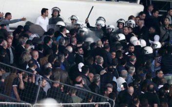 Τελικός Κυπέλλου: Οι εκπρόσωποι FIFA και UEFA... τα είδαν όλα