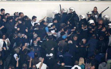 Τελικός Κυπέλλου: «Οι ταραξίες στην Ελλάδα αναβαθμίζονται σε VIP»