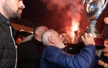 Τελικός Κυπέλλου: Σήκωσε την κούπα ο Σαββίδης
