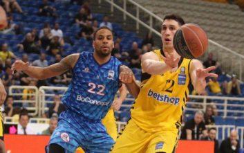 Basket League: Έκανε το καθήκον της η ΑΕΚ και επιβλήθηκε εύκολα του Χολαργού