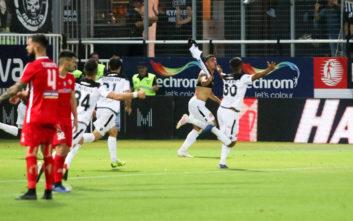 Συγκλονιστικός ο τελικός του «Γεντί Κουλέ», παρέμεινε στη Super League o ΟΦΗ