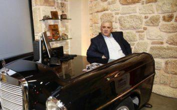 Μελισσανίδης: Μόνο οι καρδιακοί και οι χούντες δεν ξέρουν την ώρα τους