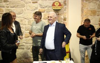 ΑΕΚ: Η αινιγματική απάντηση του Μελισσανίδη για το μέλλον του Χιμένεθ