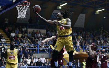Basket League: Το Περιστέρι πήρε το ματς με τον Ήφαιστο Λήμνο και πέρασε στους «4»