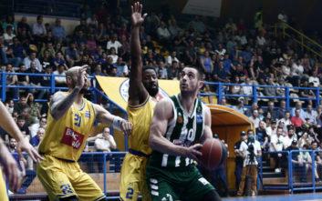 Basket League: Πρώτο βήμα πρόκρισης για Παναθηναϊκό