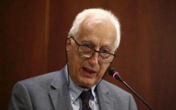 Μιχάλης Σταθόπουλος: Το σύνταγμα δεν εμποδίζει την κυβέρνηση να προχωρήσει στην επιλογή της ηγεσίας της Δικαιοσύνης