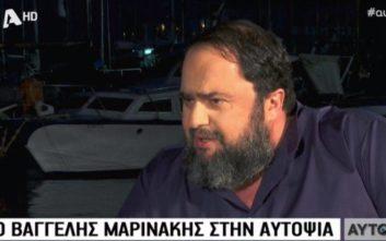 Μαρινάκης: Όσο εμπλέκεται ο Τσίπρας με το Noor 1 άλλο τόσο εμπλέκομαι κι εγώ